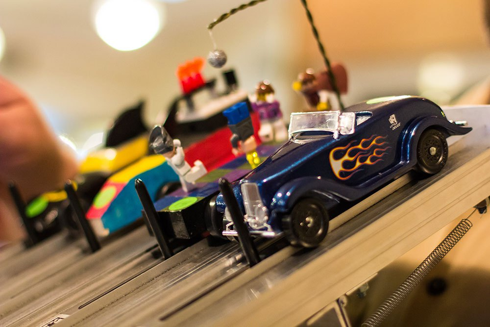 Pinewood-Derby-Cars
